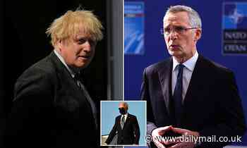 Boris says NATO must confront 'challenges and opportunities' of China