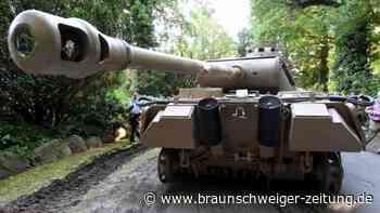 Besitzer von Weltkriegspanzer hatte mehr als 60 Schusswaffen