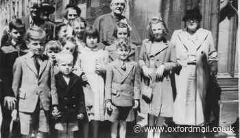 Families save their farthings for the Bishop of Oxford