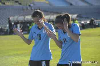Celeste femenina goleó a Puerto Rico 5 a 1 - la diaria