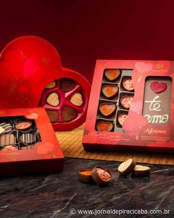 Chocolates são os melhores presentes em qualquer ocasião - jornaldepiracicaba.com.br