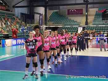 Istres Provence Volley: 5 joueuses restent dont la capitaine Pauline Martin - Istres - Sports - Maritima.info