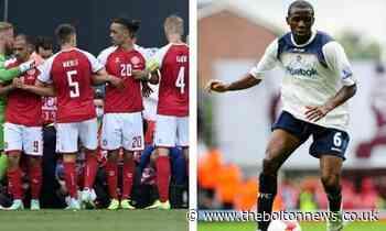 Ex-Bolton Wanderers star Fabrice Muamba praises Christian Eriksen's team-mates after collapse