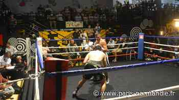 La boxe professionnelles a retrouvé le ring du Novic's stadium à Dieppe - Paris-Normandie