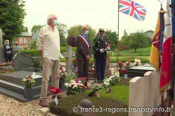 Entre Fécamp et Dieppe, hommage aux Britanniques de l'autre Dunkerque de juin 1940 - France 3 Régions