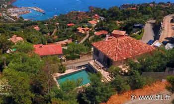 EXCLU - Visitez une maison perchée sur la baie de Cannes - TF1