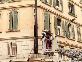 Cannes. Pourquoi l'enseigne du célèbre pâtissier Ernest a subitement pris feu - actu.fr