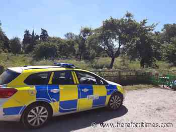 Spate of car break-ins at popular river Wye spot near Hereford