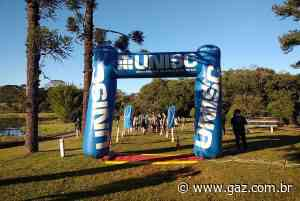 Cross-country movimentou a manhã deste domingo em Santa Cruz do Sul - GAZ
