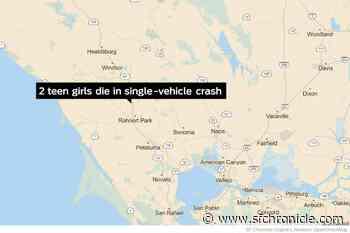 Single-car crash claims 2 teens in North Bay - San Francisco Chronicle