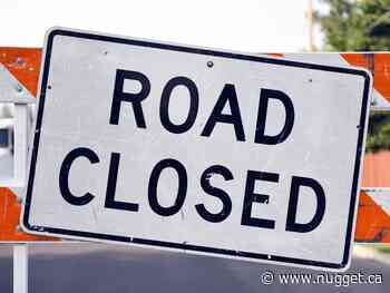 Portion of Lakeshore Drive closed temporarily tonight - The North Bay Nugget