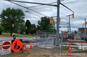 Section of Lakeshore Drive closing for 12 hours - BayToday.ca