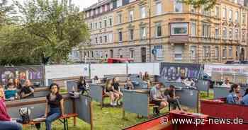 Rockiger Auftakt beim Neustart im Kupferdächle in Pforzheim - Pforzheim - Pforzheimer Zeitung