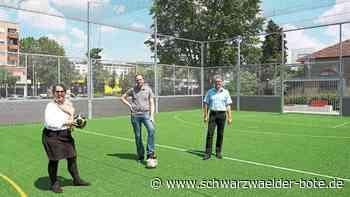 Pforzheim - Neuer Treffpunkt für Sport und Freizeit im Freien - Schwarzwälder Bote