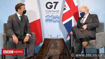G7 summit: Northern Ireland part of one great indivisible UK, says PM