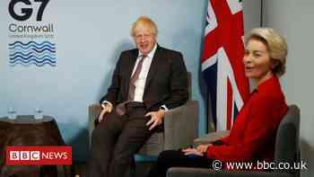 G7: PM pledges to protect UK integrity amid EU row
