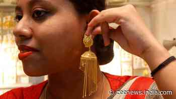 Gold Price Today, 14 June 2021: Gold prices cheaper by Rs 7,750 from record level