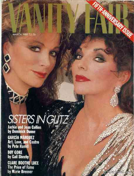 Jackie Collins – a surprising culture shifter