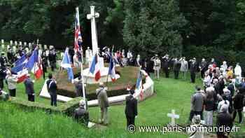 Saint-Valery-en-Caux a rendu hommage aux héros de la première bataille de Normandie - Paris-Normandie