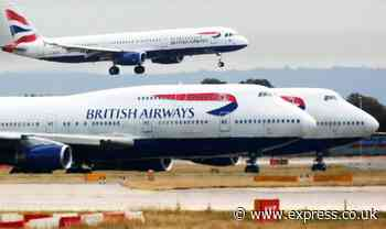 BA crew 'struggling' after thousands go back on furlough - 'enough is enough' - Express