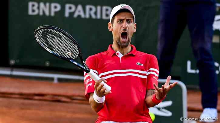 Novak Djokovics Schritt Richtung Ewigkeit: Er überflügelt sogar Rafael Nadal und Roger Federer - Eurosport DE