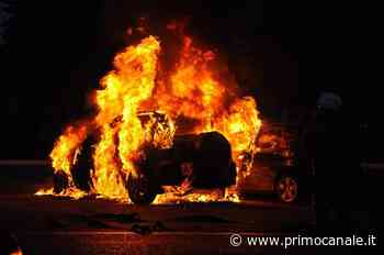 Incendio nel porto di Voltri, nessun ferito - Primocanale
