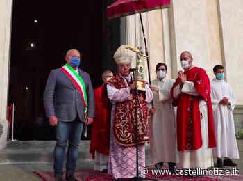 """MARINO ha omaggiato """"l'ultima"""" del Cardinal Semeraro celebrando il suo Patrono, San Barnaba - Castelli Notizie"""