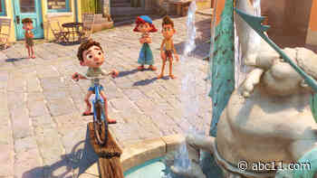 Pixar's 'Luca': Watch an exclusive clip from upcoming Disney Plus film