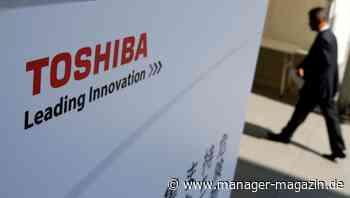 """Toshiba: Osamu Nagayama entlässt vier Führungskräfte, ist nach """"Dark Arts""""-Bericht selbst unter Druck"""
