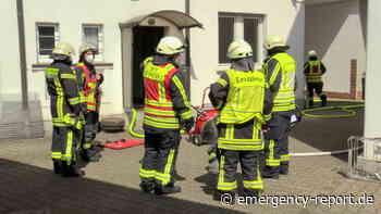 31.05.2021 – Langenfeld Stadtmitte – Kellerbrand in einem Mehrfamilienhaus - Emergency-Report.de