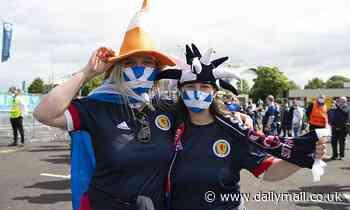 Scotland vs Czech Republic - Euro 2020: Live score, team news and updates
