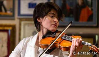 Las notas de la violinista venezolana Carmen Zambrano se hacen sentir en Europa - El Pitazo
