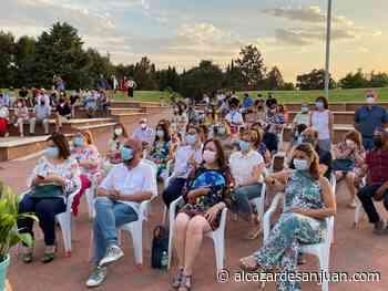 El IES María Zambrano celebra su acto de graduación en el parque Alces, en el auditorio Pedro Zerolo - Alcázar de San Juan