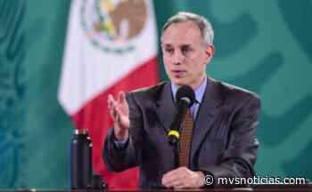 López-Gatell debería ir a la cárcel por su incompetencia: Jesús Zambrano - MVS Noticias