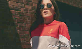 Out now: LFC's retro 1986 lifestyle collection