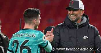 Jurgen Klopp is right about major Liverpool concern and Andy Robertson proves it