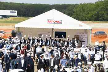Rational pose la première pierre d'une nouvelle usine à Wittenheim - Restauration21