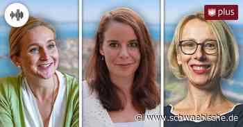 Der Lindau-Podcast: So hat Oberbürgermeisterin Claudia Alfons ihr erstes Jahr erlebt - Schwäbische