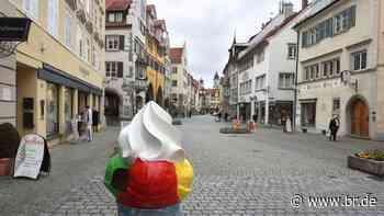 Landkreis Lindau hat höchsten Corona-Inzidenzwert in Deutschland - BR24