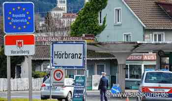 Vorarlberg/Kreis Lindau: Österreich erleichtert die Einreise. Was sich im Grenzgebiet sonst ändert - SÜDKURIER Online