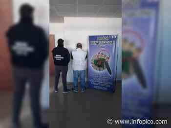 General Pico: La Brigada detuvo a una persona que era intensamente buscada por realizar una millonaria esta... - InfoPico.com