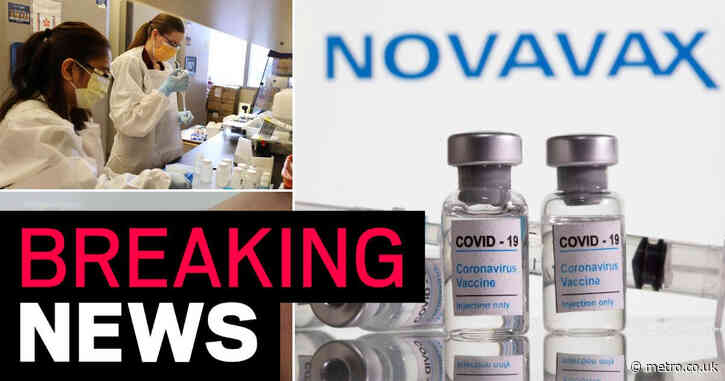 Novavax says its Covid vaccine is 100% effective at preventing severe disease
