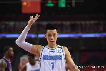 Jeremy Lin announces return to CBA's Beijing Ducks - SupChina