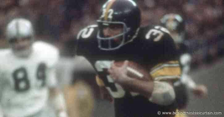 Steelers All-Time, All-Rookie Team: Part 2, Running Backs