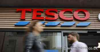 Urgent warning as Tesco recalls popular baby food which may contain plastic