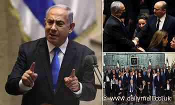 Netanyahu blasts Biden in 'scorched earth' departure speech, says Iran will be 'celebrating' defeat