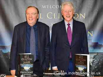 Bill Clinton and James Patterson's new novel can't get much sillier - The Independent