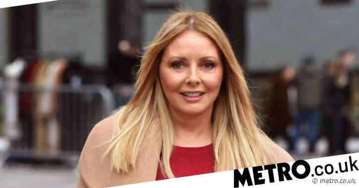 Carol Vorderman doesn't want to do TV anymore: 'I don't see the point'