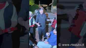 """Anche il rapper Clementino si scatena con """"I Cantu e Cuntu"""" (Video) - Risoluto"""