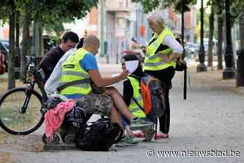 Eerste vergunningen afgeleverd voor woonmodules voor Brusselse daklozen